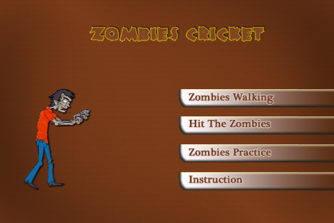 Screenshot zombies cricket