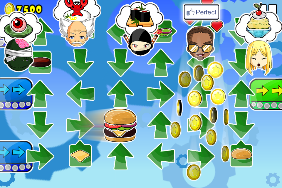 Screenshot Food Factory